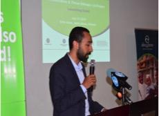 Ethiopia event speaker