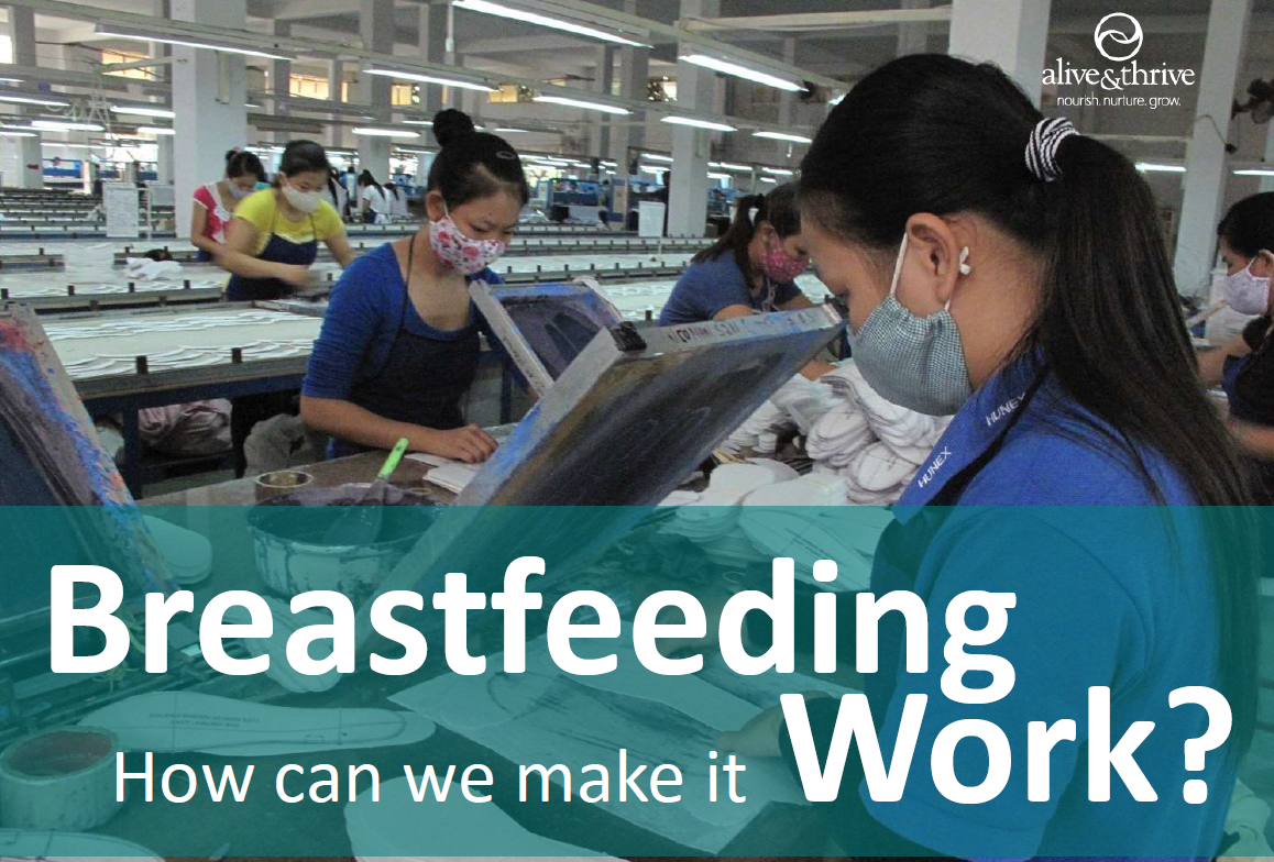 How can we make breastfeeding programs work?